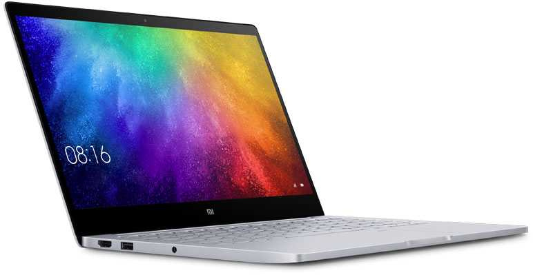 "Ноутбук Xiaomi Mi Air Core i5 8250U/8Gb/SSD512Gb/nVidia GeForce MX250 2Gb/13.3""/IPS/FHD (1920x1080)/Windows 10 trial (для ознакомления) Home/silver/WiFi/BT/Cam"