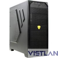 "MidiTower AeroCool ""Vs - 92 Black Window, ATX, черный (без БП) EN52124"