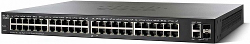SF220-48P 48-Port 10/100 PoE Smart Switch