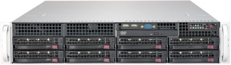 Supermicro SERVER SYS-6029P-TRT