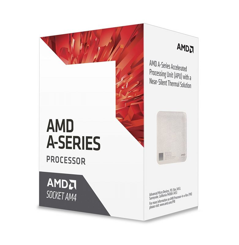 Процессор AMD A6 9500 AM4 (AD9500AGABBOX) (3.5GHz/AMD Radeon R5) Box