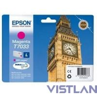 Epson WP 4000/4500 Series Ink L Cartridge Magenta 0.8k
