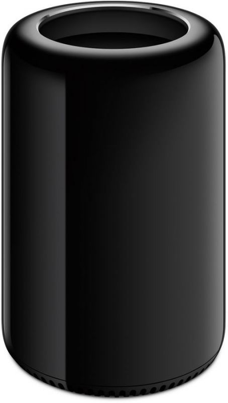Apple Mac Pro 3.0GHz 8-Core Intel Xeon E5/16GB/256GB/Dual AMD FirePro D700 with 6GB each/Wi-Fi/2xGigabit Ethernet/BT 4.0/4xUSB3.0/6xThunderbolt2/HDMI 1.4 UltraHD/Audio in-out/w1y/5,kg/
