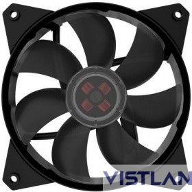 Case Fan Cooler Master MF120L Non LED Fan, 3pin (R4-C1DS-12FK-R1)