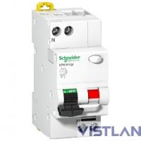 Schneider-electric A9N19636 ДИФФ.АВТ. DPN N VIGI 6КА 25A C 30MA Asi