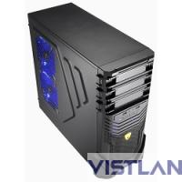 "MidiTower AeroCool ""Vs - 3 ATX 2.03, (черный,), без Б/п EN 58339"