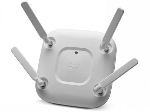 802.11ac CAP w/CleanAir; 3x4:3SS; Ext Ant; R Domain