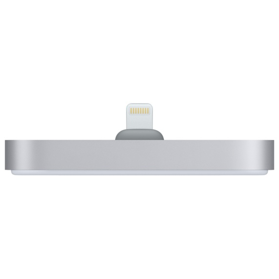 iPhone Lightning Dock-Spase Gray