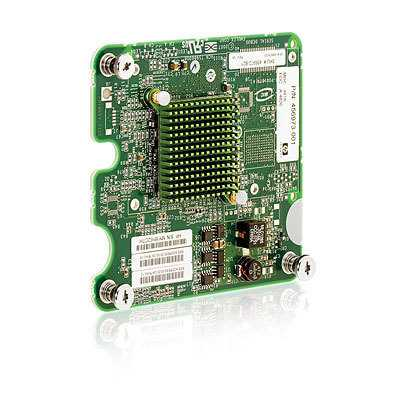 Контроллер HPE Emulex LPe1205 8Gb Fibre Channel Host Bus Adapter for c-Class Blade System (analog 451871-B21) demo