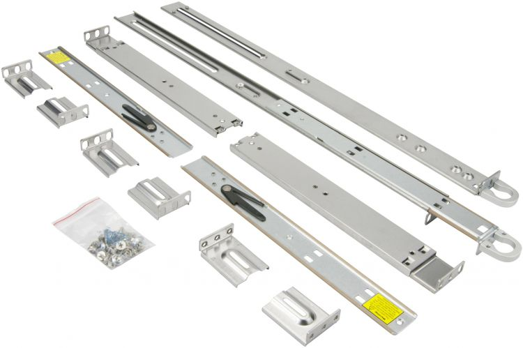 Sliver chassis rail set for SC813M,515,113M