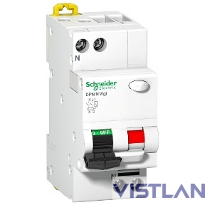 Schneider-electric A9N19638 ДИФФ.АВТ. DPN N VIGI 6КА 40A C 30MA Asi