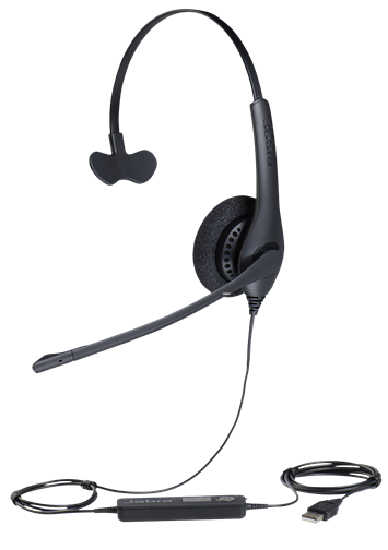 Jabra BIZ 1500 Mono, USB, NC, Global