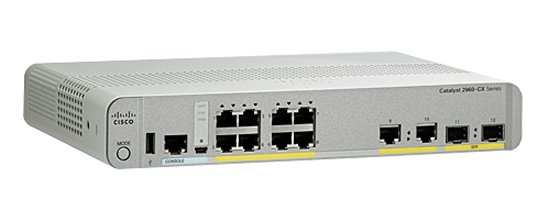 Cisco Catalyst 2960-CX 8 Port Data Lan Base