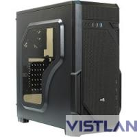 "MidiTower AeroCool ""Vs - 1 Window"" ATX 2.03, (черный), USB 3.0, без Б/п EN58072/68910"