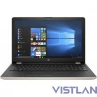 "HP15-bw616ur [2QJ13EA] Silk Gold 15.6"" {FHD A6 9220/4Gb/128Gb SSD/AMD520 2Gb/W10}"
