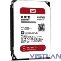"8TB WD Red Pro (WD8001FFWX) {Serial ATA III, 7200- rpm, 128Mb, 3.5""}"