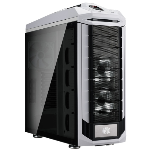 Cooler Master Case Storm Stryker SE, White/Black w/o PS down Full ATX