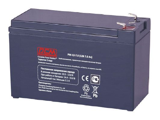 POWERCOM PM-12-7.0 (12V 7.0Ah)