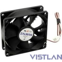 Вентилятор Zalman ZM-F1 Plus (SF) 80x80mm 3-pin 20-23dB 85gr Ret