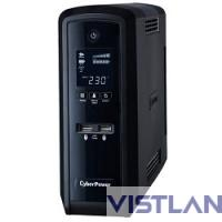 UPS Line-Interactive CyberPower CP1300EPFCLCD 1300VA/780W USB/RS-232/RJ11/45 (6 EURO)