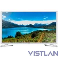 "Телевизор LED Samsung 32"" UE32J4710AKXRU белый/HD READY/100Hz/DVB-T2/DVB-C/USB/WiFi/Smart TV (RUS)"