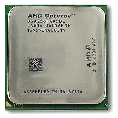 Процессор HPE HP BL685c G6 Processor AMD Opteron 8389 2.90GHz Quad Core 75 Watts Kit demo