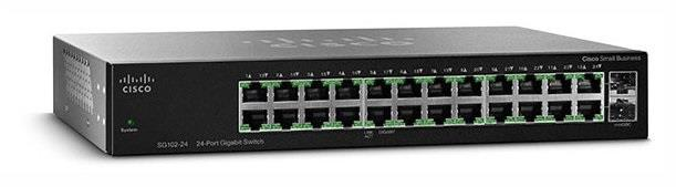 SG112-24 Compact 24-Port Gigabit Switch