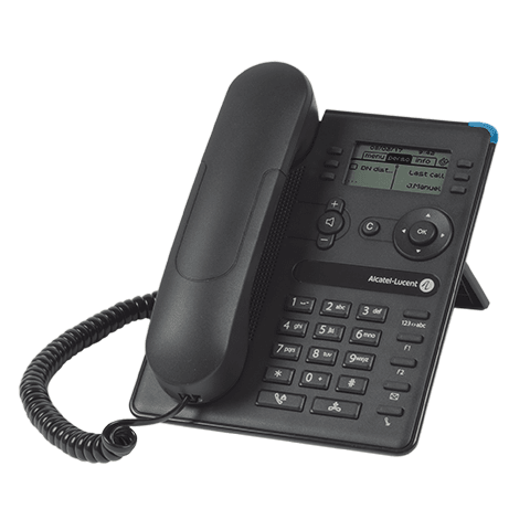 Телефон Alcatel-Lucent Ent Телефонный аппарат 8008 Entry-level DeskPhone, 64x128 pixels, black and white LCD, no backlit, 6 soft keys, 2 fast Ethernet ports, Wideband supported. Ethernet cable is not delivered in the box.