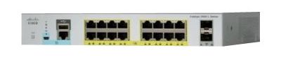 Catalyst 2960L 16 port GigE with PoE, 2 x 1G SFP, LAN Lite