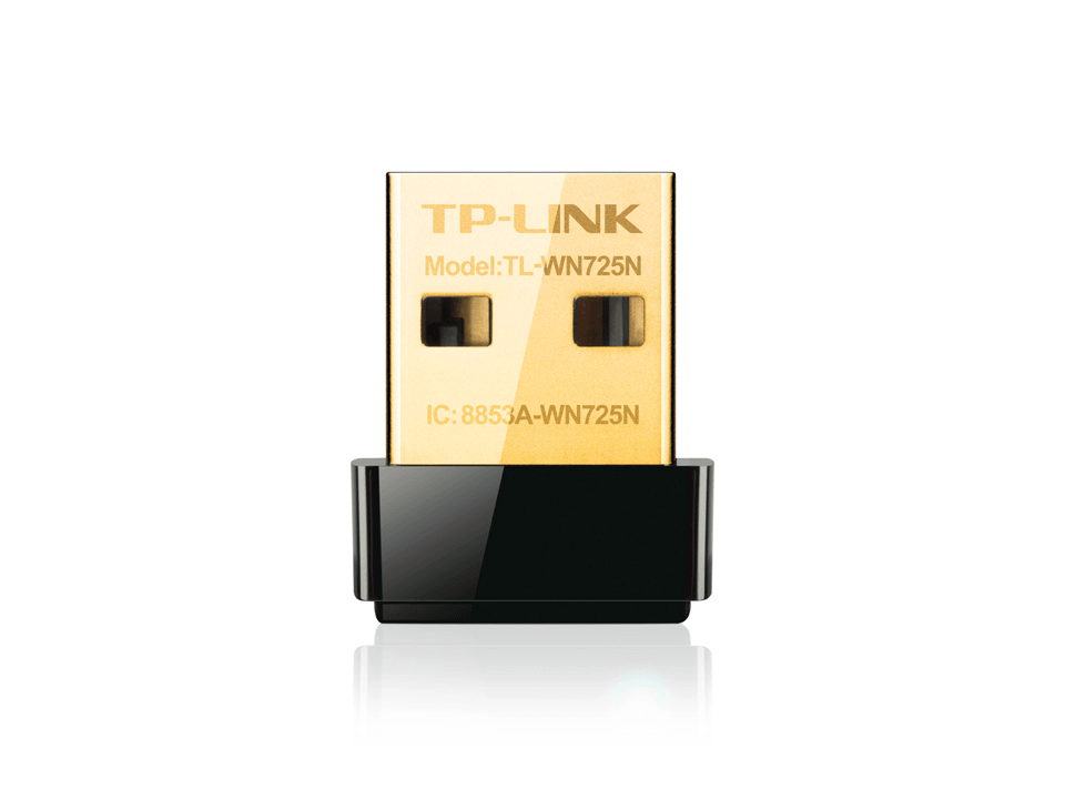 150Mbps Wireless N Nano USB Adapter, Nano Size, Realtek, 2.4GHz, 802.11n/g/b, QSS button, autorun utility