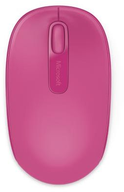 Мышь Microsoft Wireless Mbl Mse1850Win7/8 EN/AR/CS/NL/FR/EL/IT/PT/RU/ES/UK EMEA EFR MagentaPink