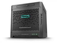Сервер HP HPE ProLiant MicroServer Gen10 X3421 3.4GHz 4-core 1P 8GB-U 4LFF NHP SATA 200W PS Perf EU/UK Server
