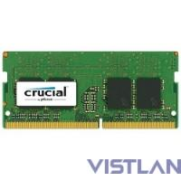 Crucial DDR4 SODIMM 4GB CT4G4SFS8213 {PC4-17000, 2133MHz}