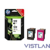 HP 122 Ink Cartridge Combo Pack