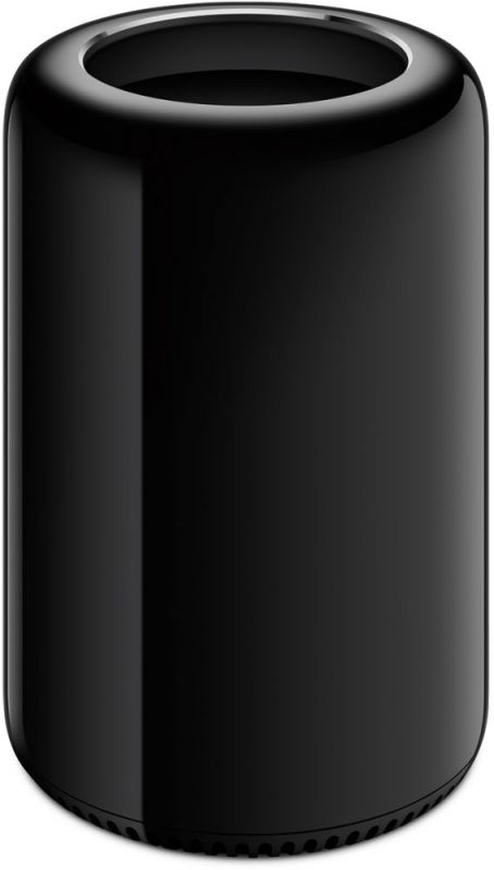 Apple Mac Pro 3.5GHz 6-Core Intel Xeon E5/16GB/256GB/Dual FirePro D500 3GB each/Wi-Fi/2xGigabit Ethernet/BT 4.0/4xUSB3.0/6xThunderbolt2/HDMI 1.4 UltraHD/Audio in-out/w1y/5,kg