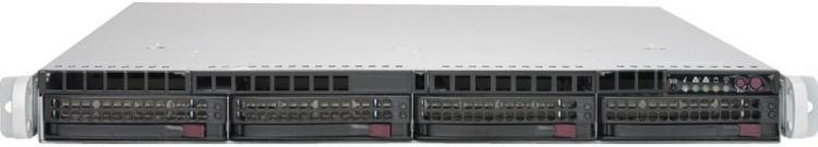 Supermicro SERVER SYS-6018R-TDW