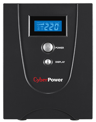 UPS Line-Interactive CyberPower VALUE2200ELCD 2200VA/1320W USB/RS-232/RJ11/45 (4 EURO)