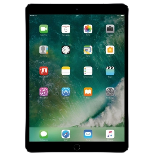 iPad Pro 10.5-inch Wi-Fi + Cellular 256GB - Space Grey