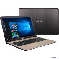 "Asus R541NA [90NB0E81-M07720] Chocolate Black 15.6"" {HD Cel N3350/4Gb/500Gb/W10}"