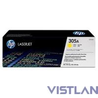 HP 305A Yellow LaserJet Toner Cartridge