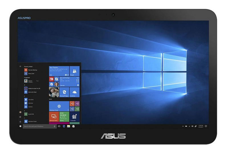 "ASUS V161GAT-BD025D Touch   15.6""(1366x768)/Touch/Intel Celeron 4000(1.1Ghz)/4096Mb/128SSDGb/noDVD/Int:Intel HD/Cam/BT/WiFi/war 1y/2kg/black/Linux"