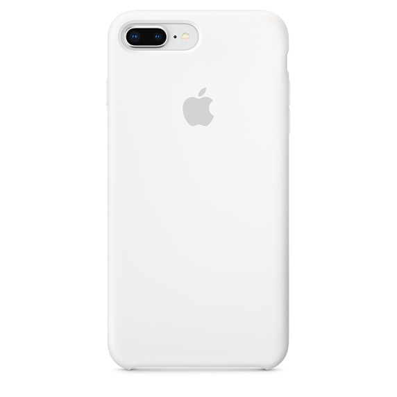 Чехол (клип-кейс) Apple для Apple iPhone 7 Plus/8 Plus MQGX2ZM/A белый