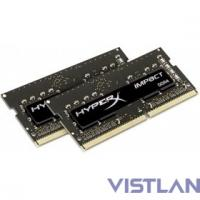 Kingston DDR4 SODIMM 8GB Kit 2x4Gb HX424S14IBK2/8 {PC4-19200, 2400MHz}