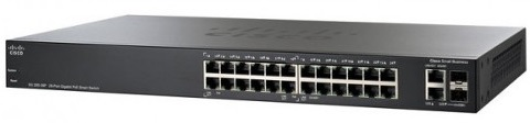 Cisco SG250-26HP 26-port Gigabit PoE Switch