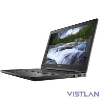 "Ноутбук Dell Latitude 5491 Core i5 8400H/8Gb/SSD256Gb/nVidia GeForce Mx130 2Gb/14""/IPS/FHD (1920x1080)/Windows 10 Professional/black/WiFi/BT/Cam"