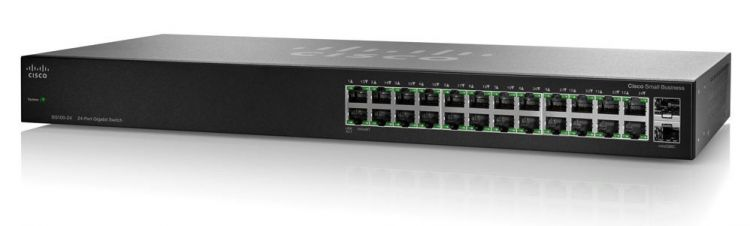 SG110-24 24-Port Gigabit Switch