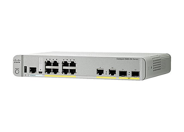 Cisco Catalyst 3560-CX 8 Port Data IP Base
