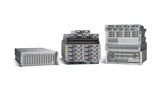 Серверы Cisco UCS (Cisco Unified Computing System)