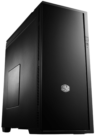 Cooler Master Case Silencio 652S, Mid tower, USB 3.0 x 2, USB 2.0 x 2, 3xFan, CR, Black, ATX, w/o PSU
