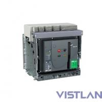 Schneider-electric MVS16H3NW2L Авт.выкл. EasyPact MVS 1600A 3P 65кА эл.расц. ET2I выдв. с эл.приводом